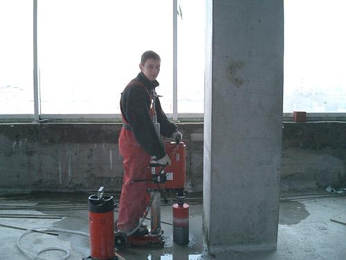 стоимость штробы в бетоне в москве